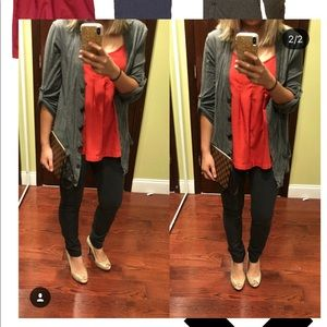 🌸4 for $15🌸 Grey trousers - loft